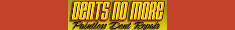 Dents No More - Paintless Dent Removal - Los Angeles County, Orange County, Southern California
